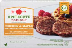 applegate sausage patties