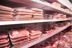 beef on store shelves