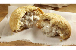 Johnsonville, Sausage & Gravy Stuffed Biscuits