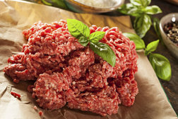 raw beef, food safety