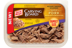 oscar mayer, carving board, pulled pork