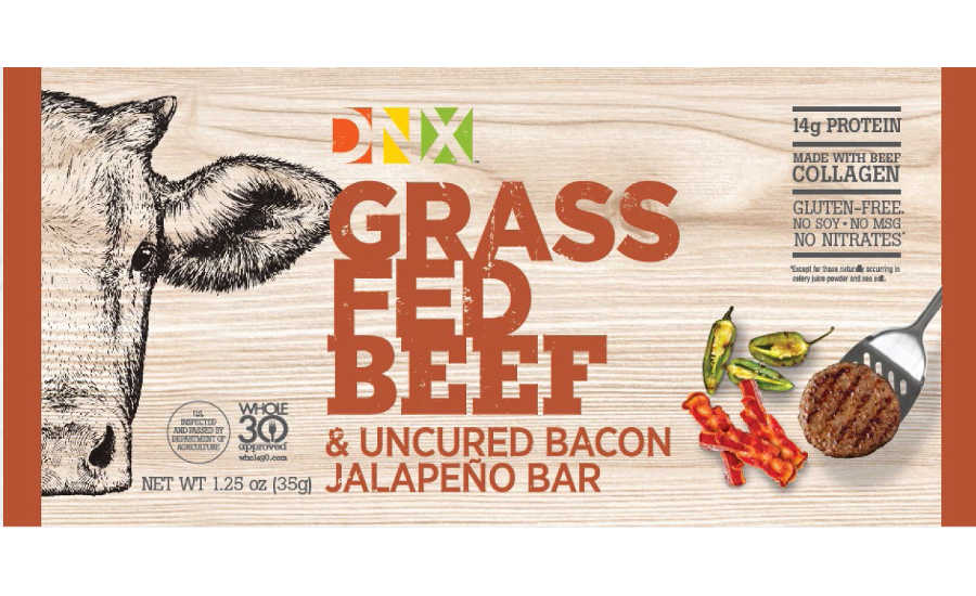 DNX Foods meat bar