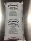 Butterball Foodservice packaging