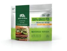 Grass RUn Farms IQF patties