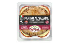 Veroni stuffed panini