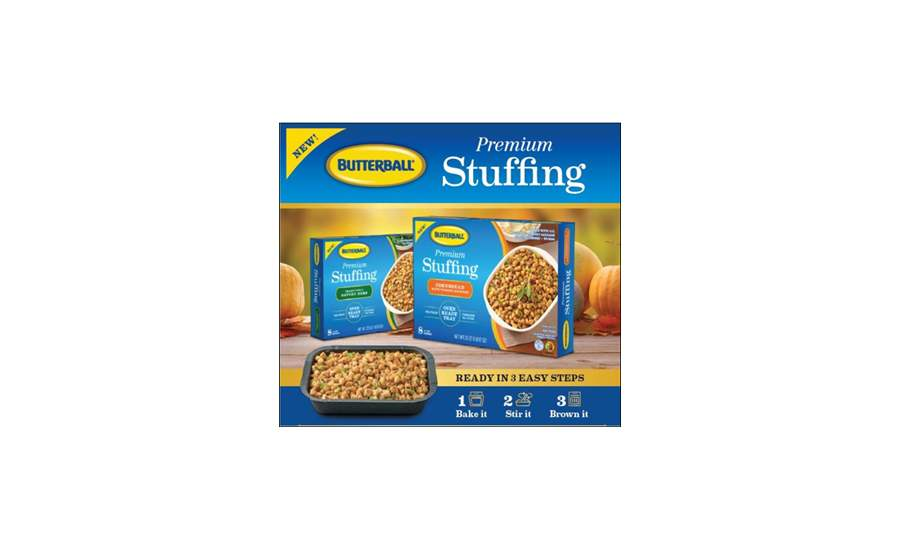 Butterball stuffing