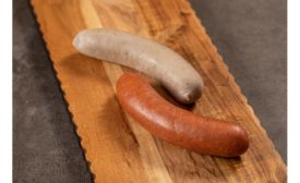 Maple Leaf Farms duck sausage