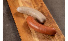 Maple Leaf Farms duck sausage