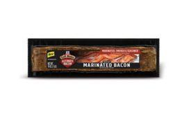 Sigma marinated bacon