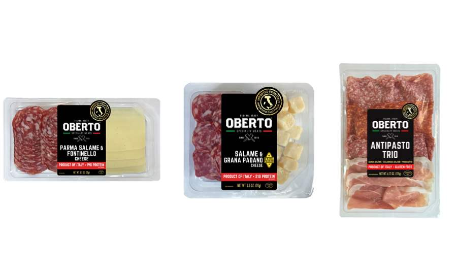 Oberto new products