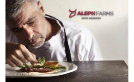 Aleph Farms cell-based steak