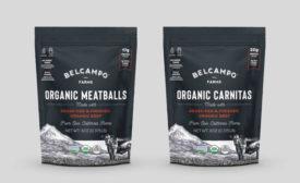 Belcampo Organic Meatballs