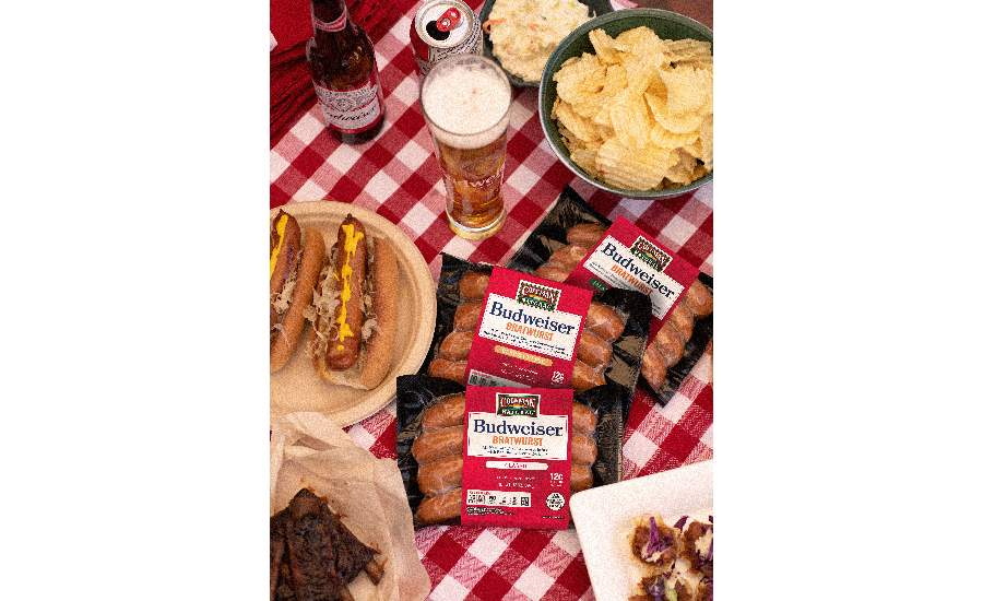 Coleman Budweiser BBQ products