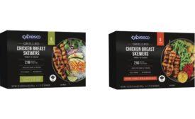 Expresco Foods chicken skewers