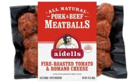 Aidells meatballs