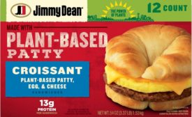 Jimmy Dean plant-based sandwich