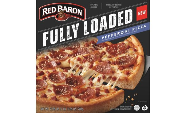 Red Baron Fully Loaded Pizza