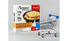 Real Good Foods chicken lasagna