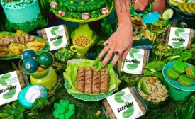 Seemore Meats & Veggies chili verde sausage