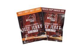 Welzel's Farm jerky