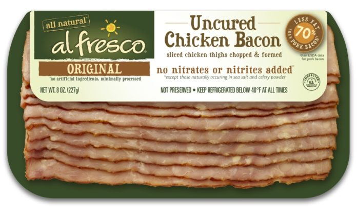 al fresco all natural adds two new bacon products to grocery store