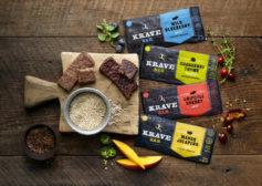 KRAVE meat bar