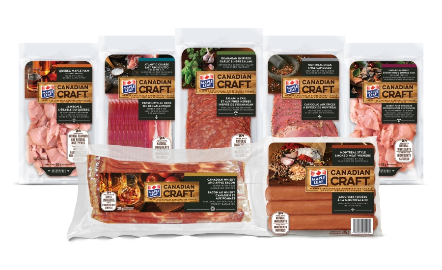 the products of maple leaf foods Prior to joining maple leaf foods trade with agriculture and agri-food canada he was also the former executive director of the national farm products.