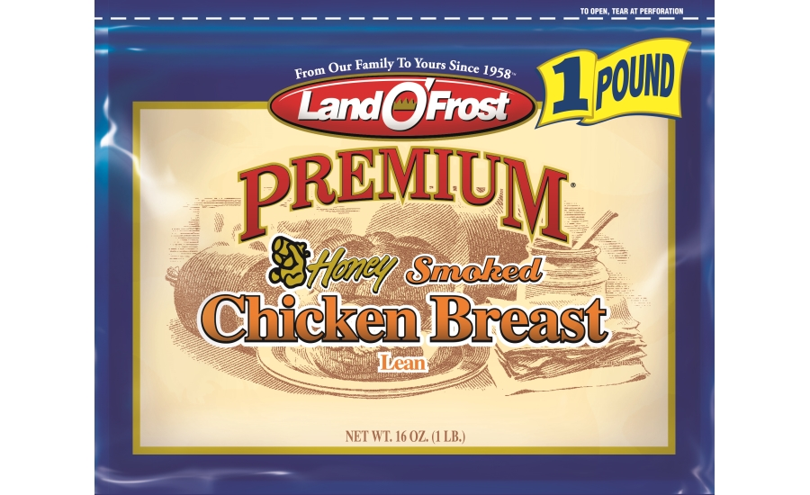 Land O'Frost adds seven new flavors across product lineup