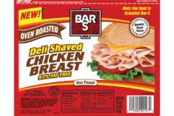 Bar-S Deli shaved chicken breast