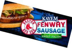 Kayem Fenway sausage retail