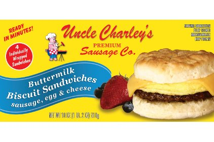 uncle charleys sausage