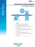 Improving Food Safety Inspection of Pumped Products White Paper