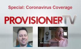 Provisioner TV Coronavirus