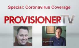 Provisioner TV Coronavirus Coverage