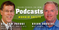 Worker Safety Podcast Logo