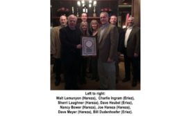 Eriez sales award