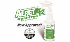 Best Sanitizers quat-free