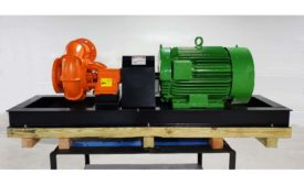 Single Phase Power Solutions motor