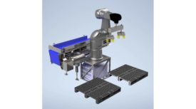 JLS Automation High payload Handling