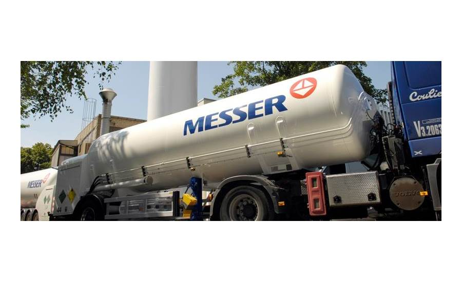 Messer Brings Gases Expertise To Americas After Messer