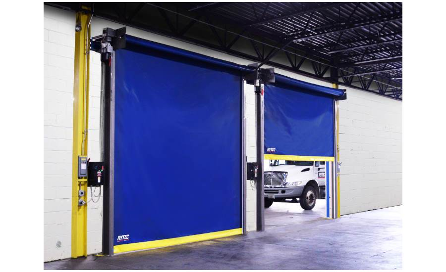 Rytec Soft-Edge Door