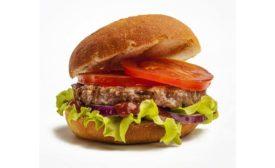 ISI veggie burger