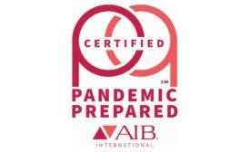 AIB International certification