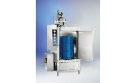 Douglas Machine barrel washer