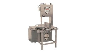 Hollymatic Defender band saw