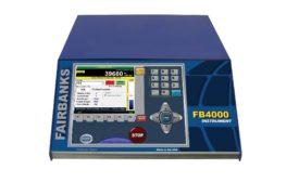 Fairbanks scales FB4000