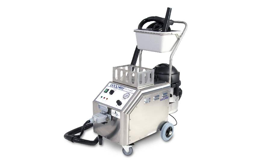 Goodway Technologies steam cleaner
