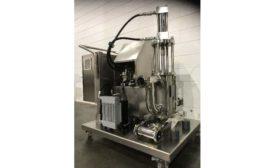 HRS Heat Exchangers test pumps