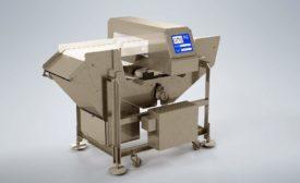 CMS Logistics metal detectors