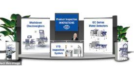 Mettler Toledo virtual trade show